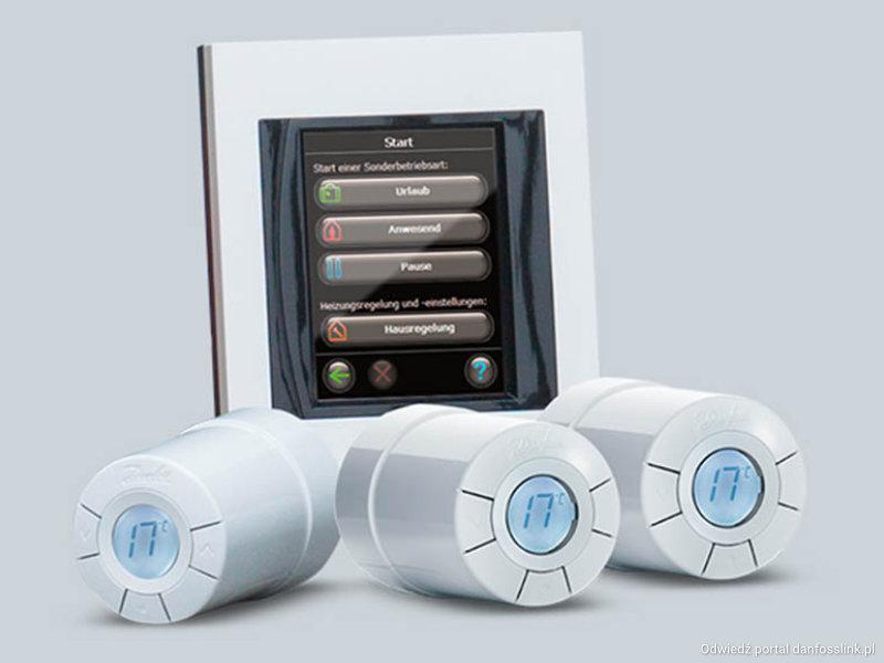 Danfoss Link Wifi- System sterowania ogrzewaniem