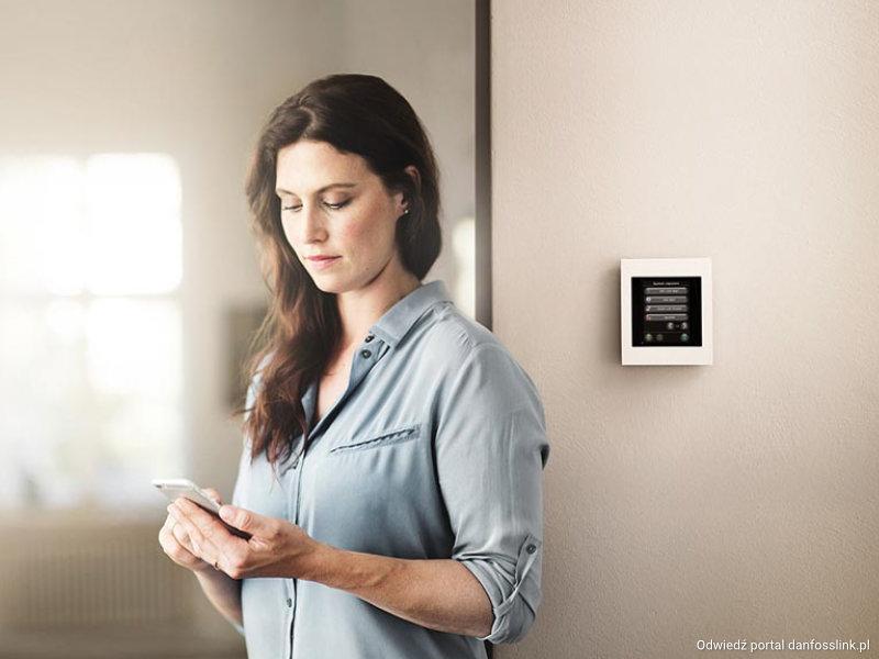 Danfoss link smartfon